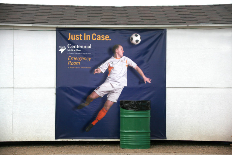 Just In Case is an award-winning campaign developed to creatively remind attendees at a local sportsplex that an ER is nearby.