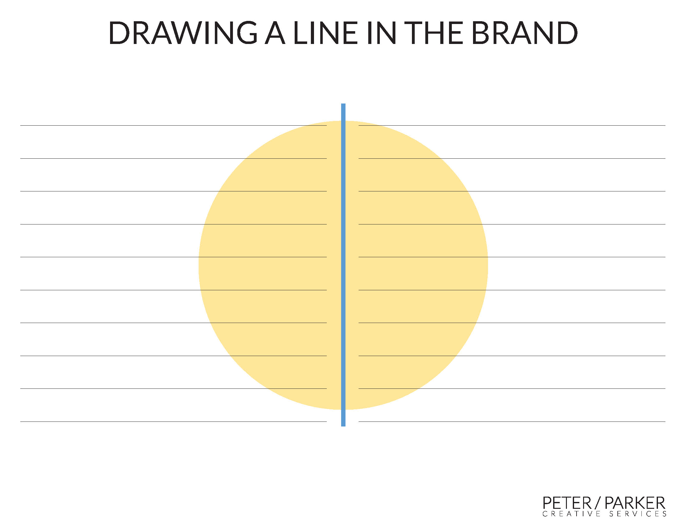 Drawing Lines Brand : Get your game on how playing games can save business