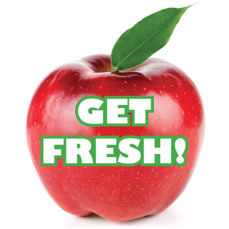"""Get Fresh!"""
