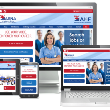 Alabama State Nurses Association Website